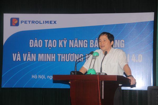 """(Tiếng Việt) KHÓA """"KỸ NĂNG BÁN HÀNG VÀ VĂN MINH THƯƠNG MẠI 4.0"""" CÔNG TY XĂNG DẦU HÀ SƠN BÌNH"""